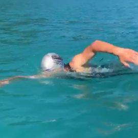 Schwimm Training